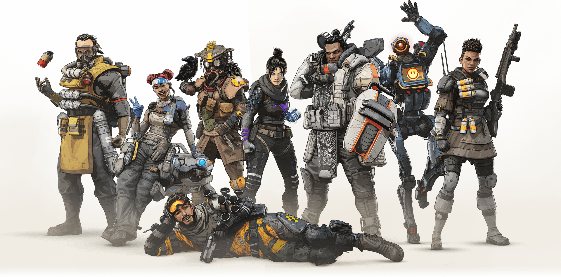 Why Has Apex Legends Become So Big, So Fast?