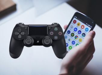 How To Use The PS4 Controller On Android